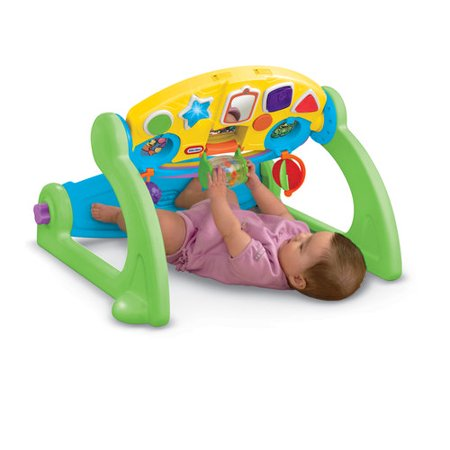 little tikes 5 in 1 adjustable gym manual