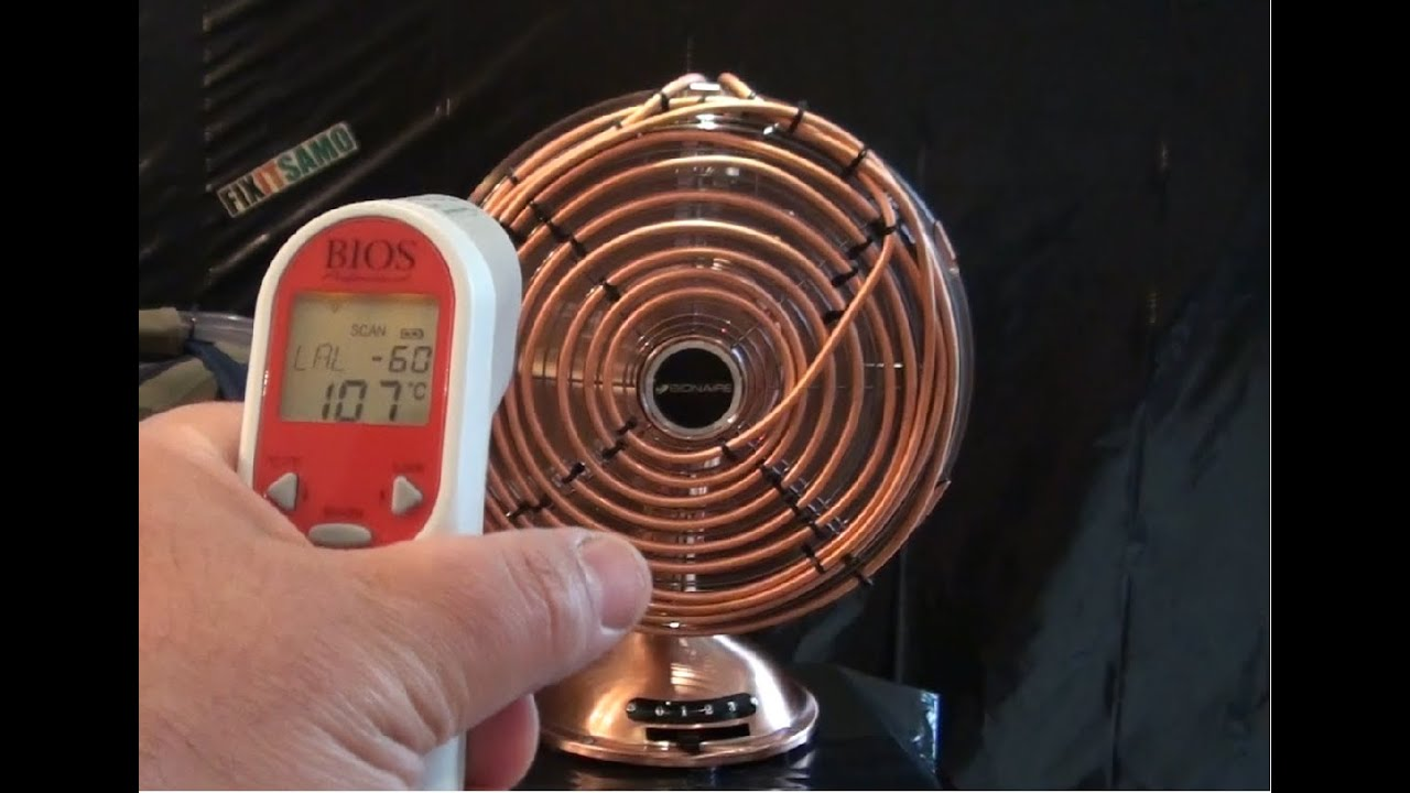 how to manually turn on ac unit