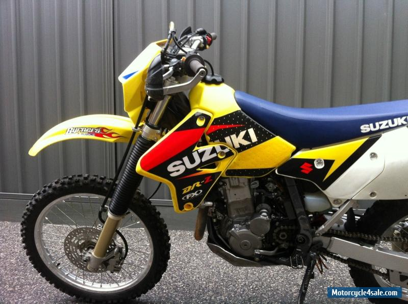 suzuki drz 400 owners manual