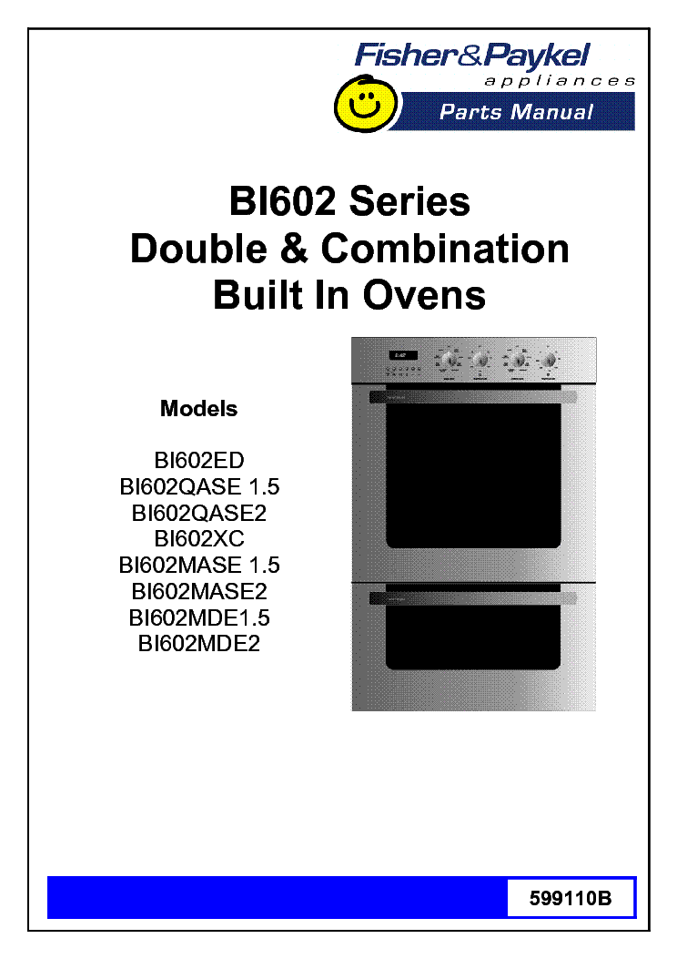 fisher and paykel dw60cew1 manual