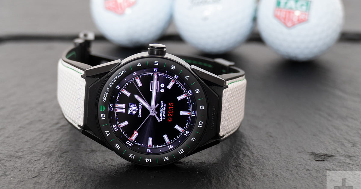 tag heuer connected modular 45 manual