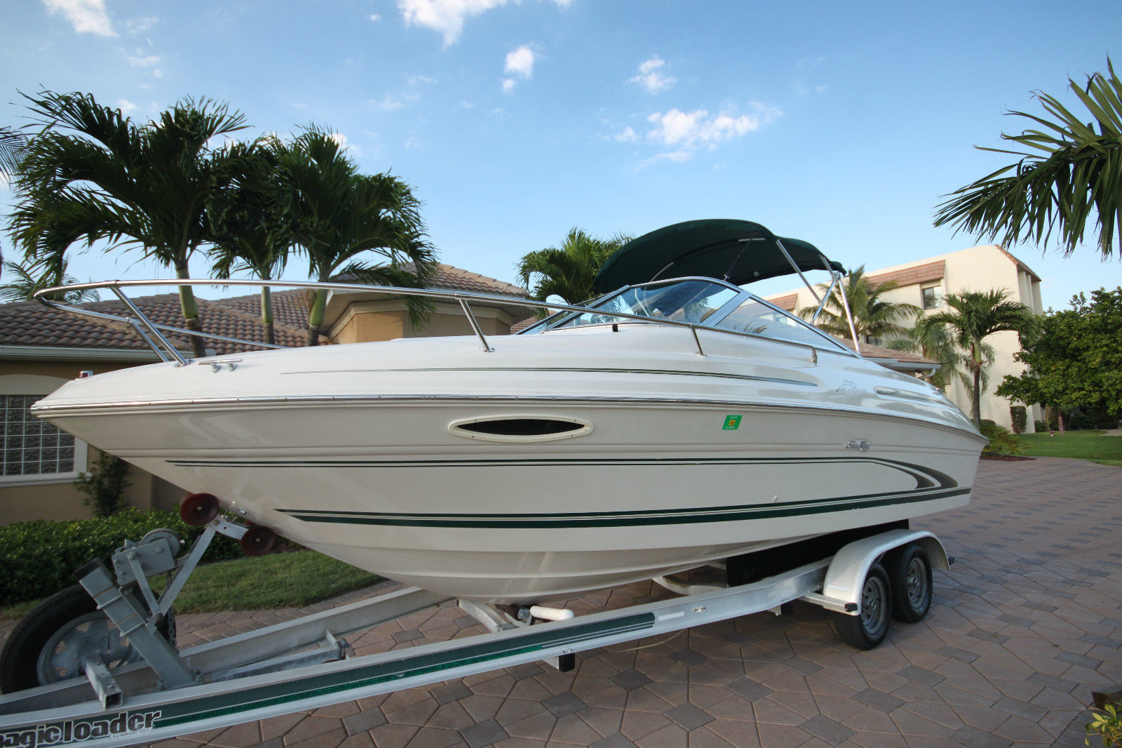 sea ray 215 express cruiser owners manual