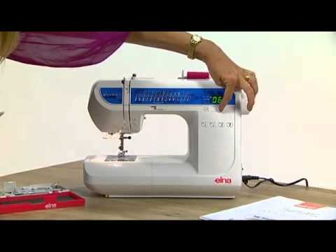 elna 6000 sewing machine manual