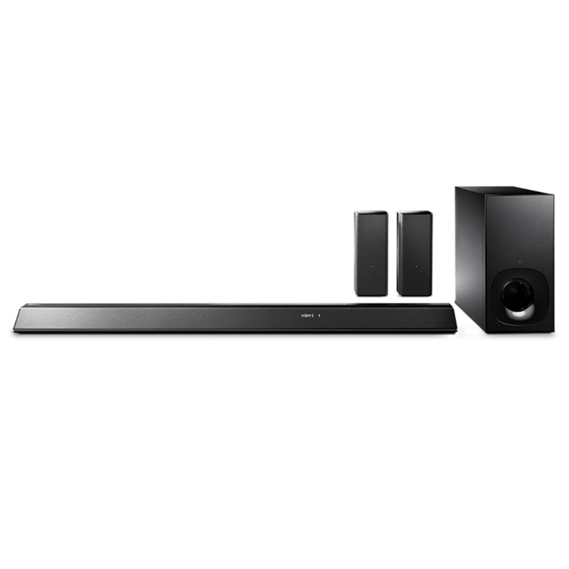 sony soundbar with subwoofer manual