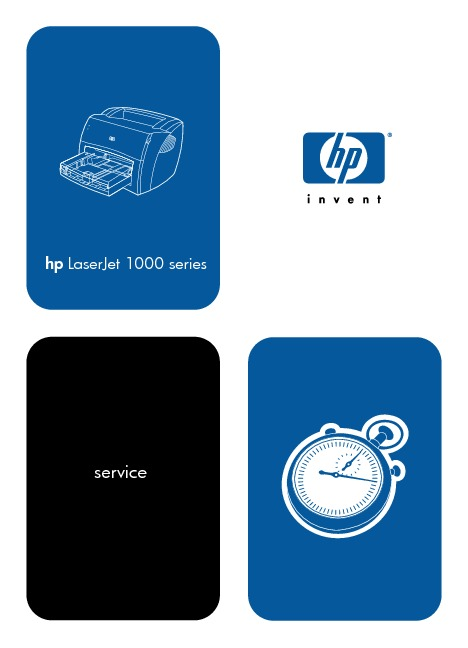 hp laserjet 1320 service manual