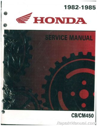 1981 honda silverwing gl500 owners manual