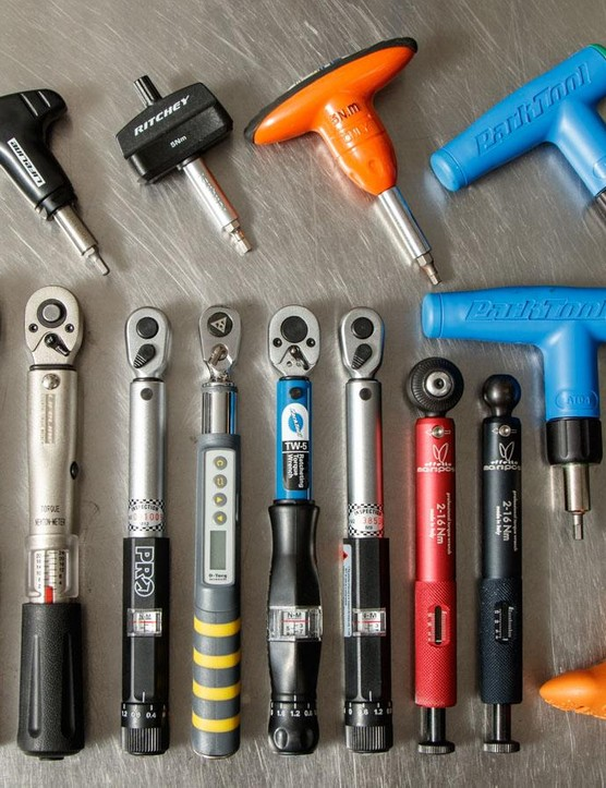 pro set torque wrench manual