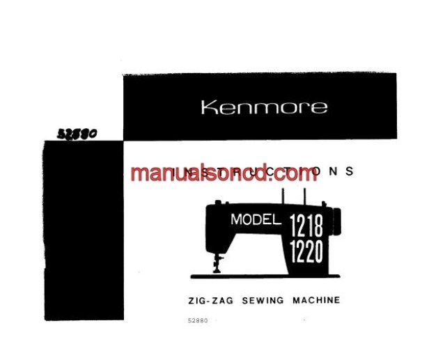 bernette 440 sewing machine manual