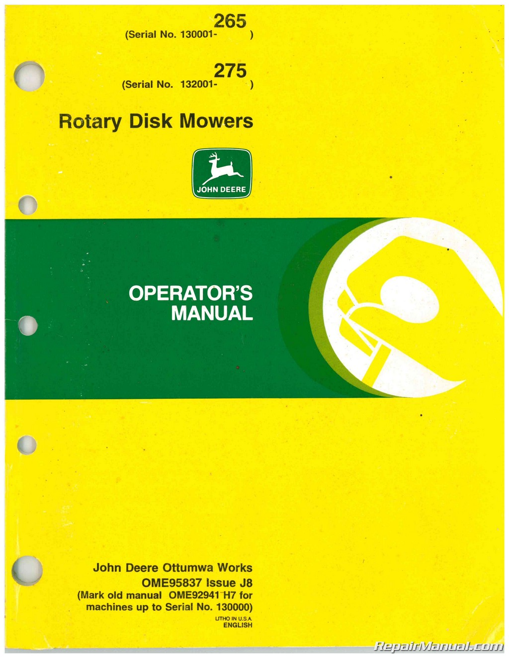 john deere parts manual download