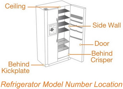 lg fridge freezer repair manual