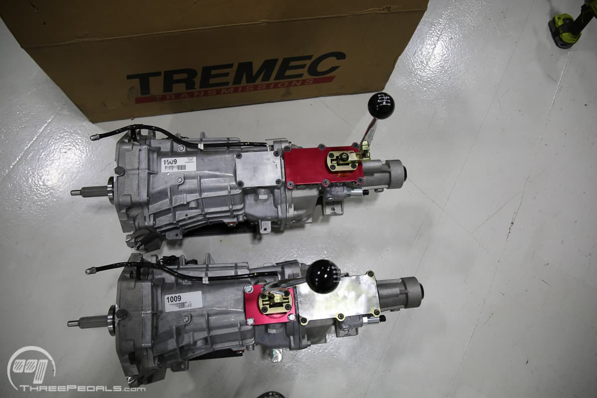 tremec t56 6 speed manual transmission
